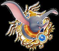 Medal KH Dumbo