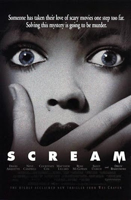 Scream verse