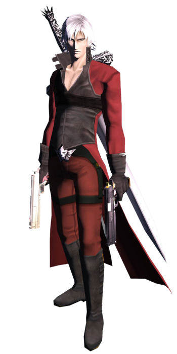 Shin Megami Tensei Nocturne - Dante