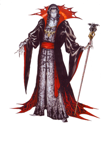 Castlevania Chronicles Dracula