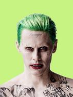 Joker Face Close Up
