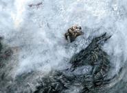 Slain Dragon Concept