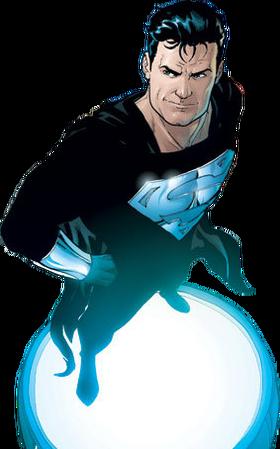 Superboy Prime Render