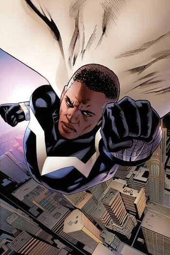 Blue Marvel (Mighty Avengers)