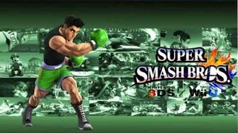 Jogging Theme - Punch-Out!! (Ver. 2 - Recreation) - Super Smash Bros