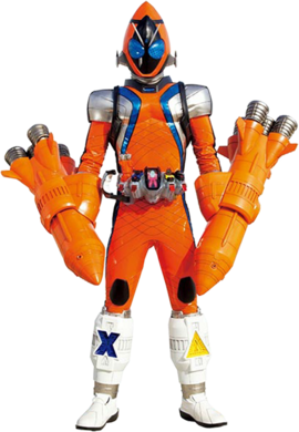 KR-Fourze RocketStates