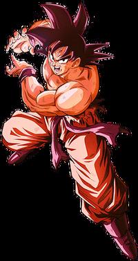 Kaioken Goku 1