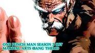 One Punch Man Season 2 - Martial Arts (Bang's theme)