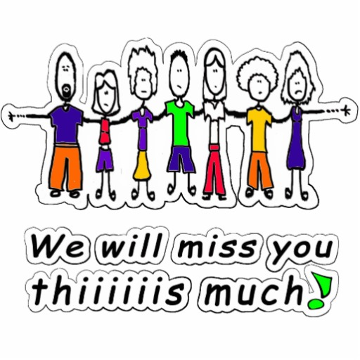image pleasing we will miss you clipart 16 on clipart free rh vsbattles wikia com we miss you clip art i miss you more clip art
