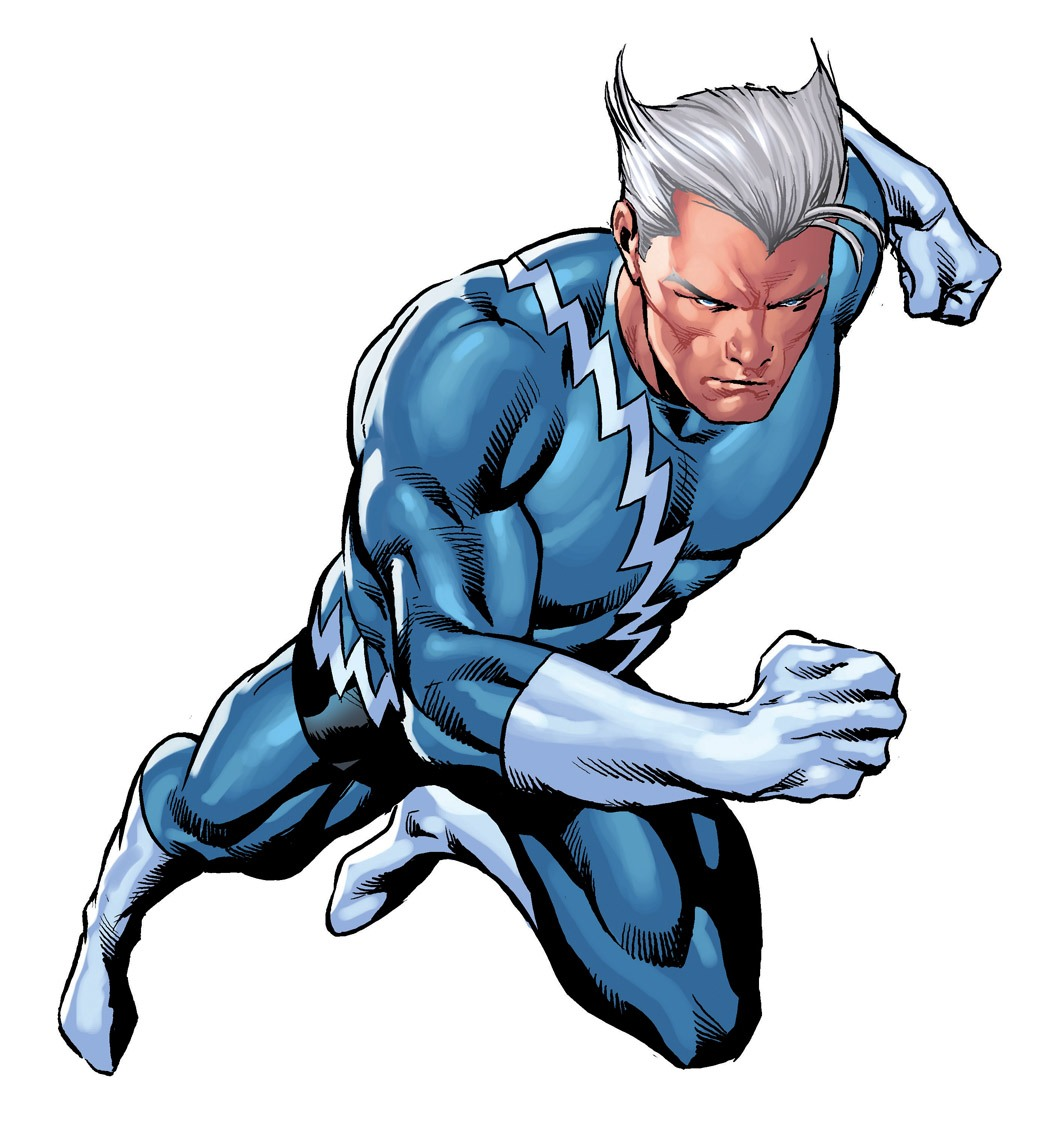marvel comics quicksilver
