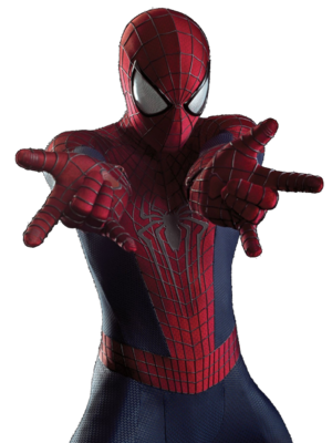 The amazing spider man 2 spider render by gbmpersonal-d6d13xb