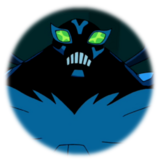 Big Chill (Ben 10)-Original Sticker
