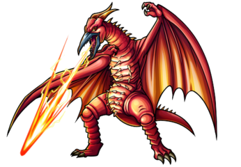 Rodan (Monster Strike)