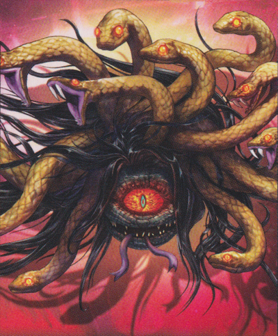 Monster Medusa