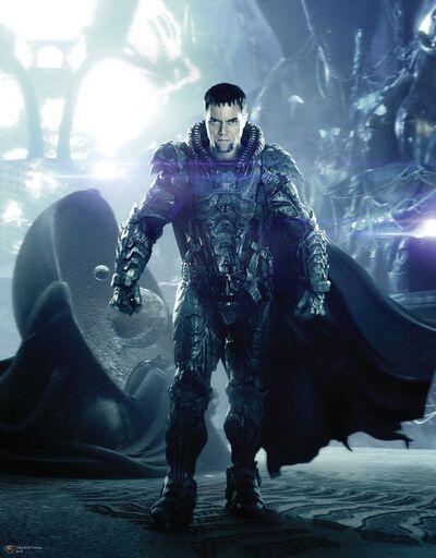 Zod Man of Steel