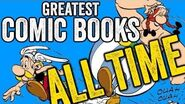 Asterix The Greatest Comic Books of All Time Ep