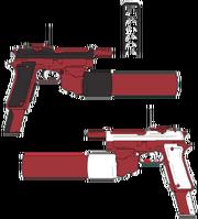 Bloody Dancer Guns