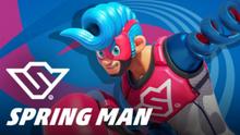 FighterSpringMan
