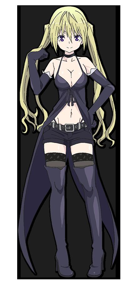 Lieselotte Sherlock Anime Character Full Body