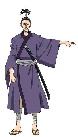 Nobunaga Hazama render