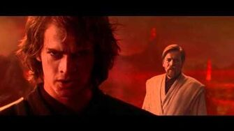 "Revenge of the Sith - ""Don't make me kill you"""