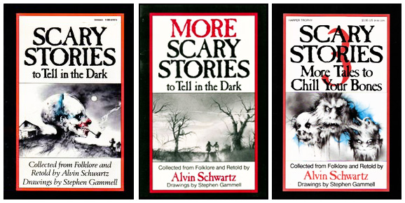 Scary-stories-to-tell-in-the-dark-book-covers