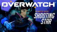 "Overwatch Animated Short ""Shooting Star"""
