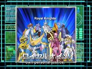 Royal Knights Savers 2