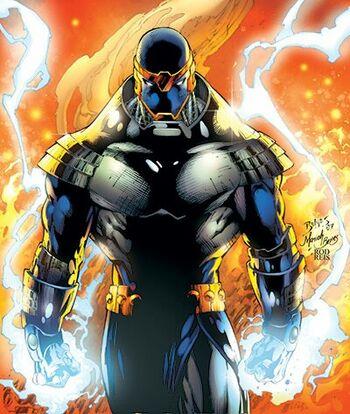Captain Atom (Monarch)