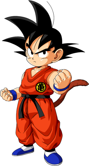 Kid goku picture