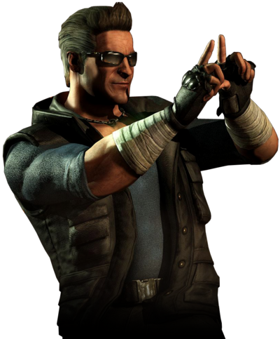 MKX Johnny Cage Render1
