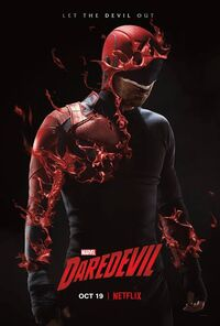Daredevil Tv Show Poster