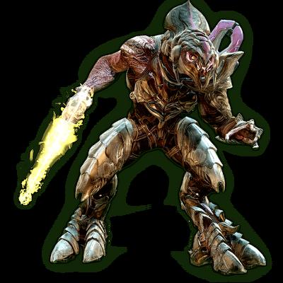 Killer Instinct Arby (Render)