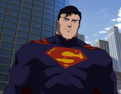 Supermandcamu