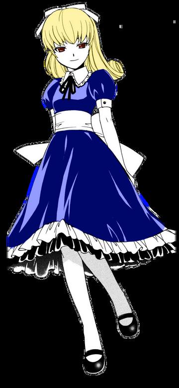 Alice (MangaDoujin) Render