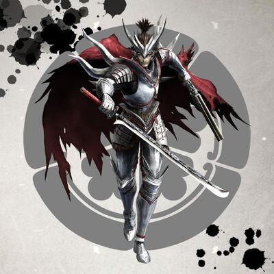 Nobunaga Oda SB4