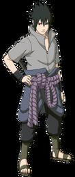 Sasuke konoha rinne1