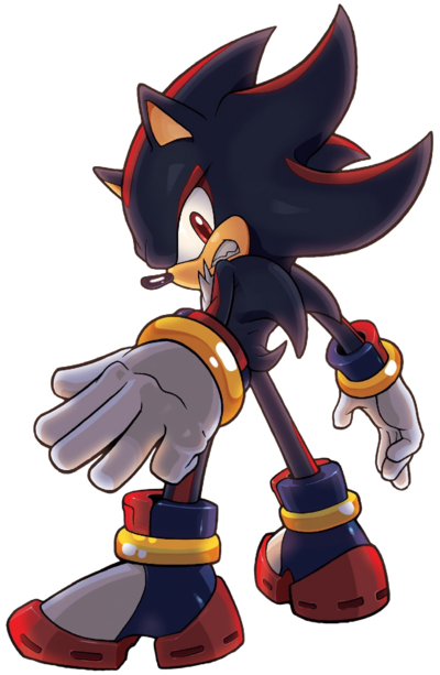 Shadow the Hedgehog Archie profile