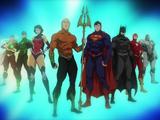 DC Animated Movies (Universe)