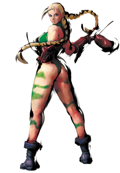 Cammy White render