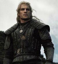 Geralt of Rivia (Netflix)
