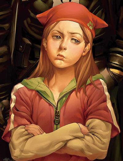 Molly Hayes (Earth-616)