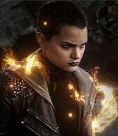 Negasonic Teenage Warhead (X-Men Film Series)