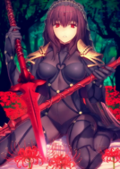 Scathach FGO4
