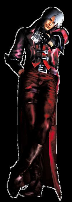 Dante DMC1 Render 2