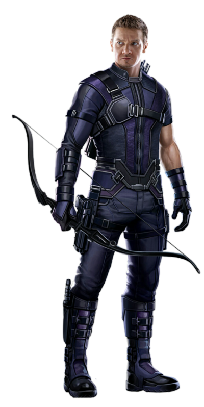 Hawkeye png render by mrvideo vidman-d9y5je8-2