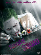 Joker Fan Made Poster