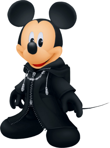 King Mickey (Black Coat) KHII