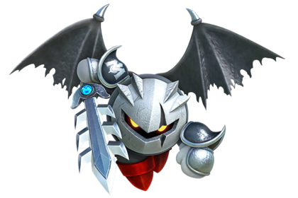 Star Allies Dark Meta Knight