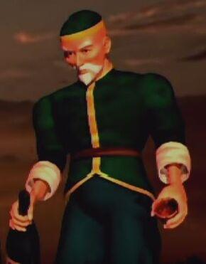Tekken 2 Wang Jinrei